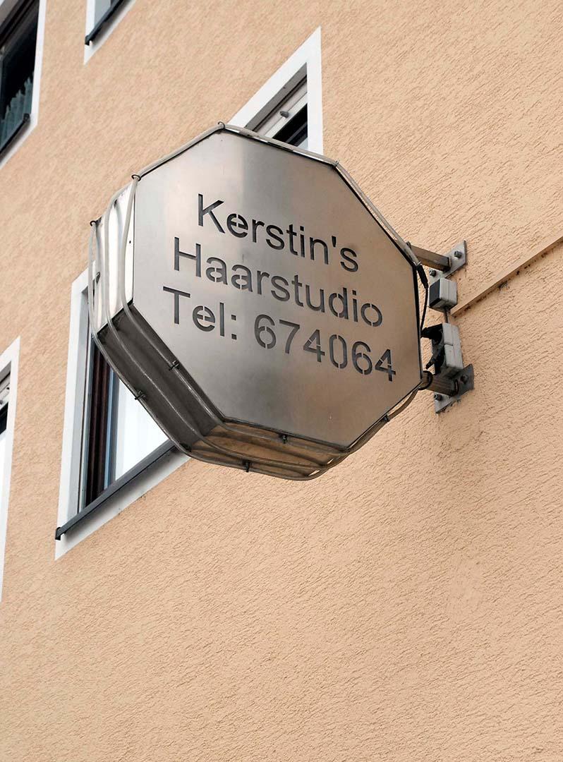 Sie finden Kerstins Haarstudio in der Auensteiner Straße 12 in Ilsfeld